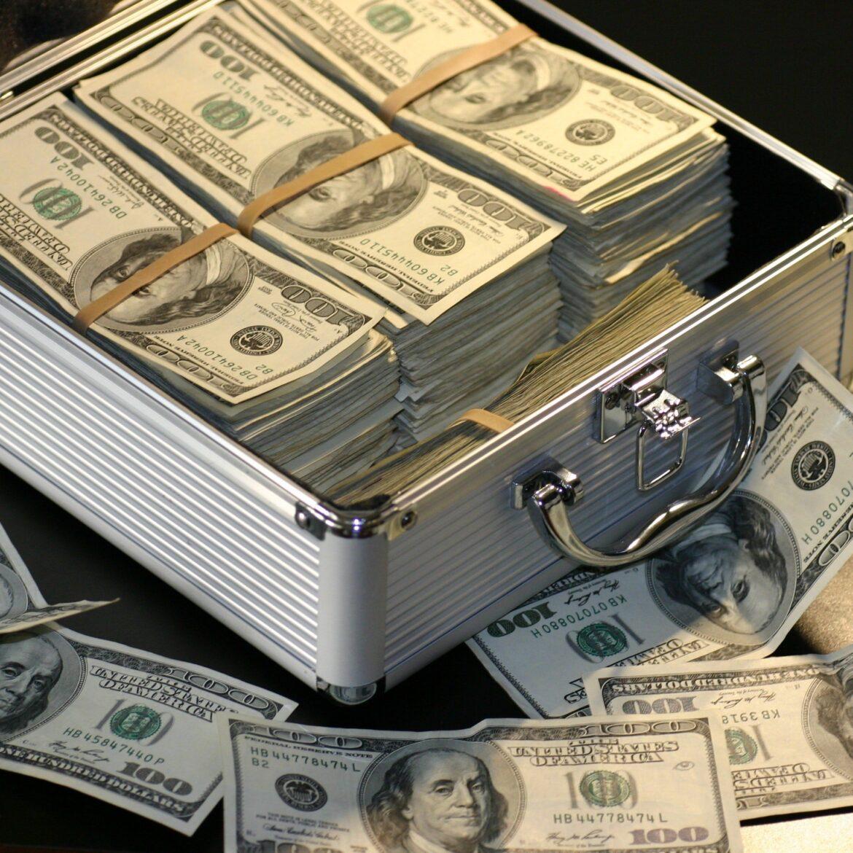 Success,money,achievement dollars